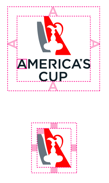 ACEA America's Cup logo integrity & impact