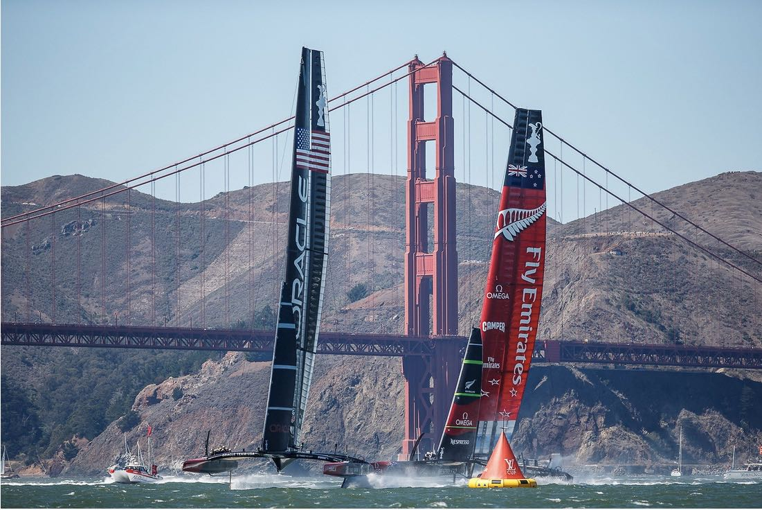 America's Cup 2013 San Francisco - Photo: Abner Kingman